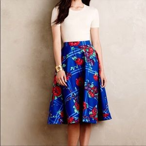 Anthropologie Plenty By Tracey Reese pencil skirt